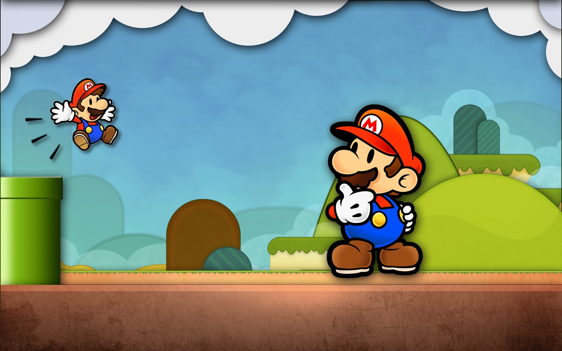 Mario - 1920x1200