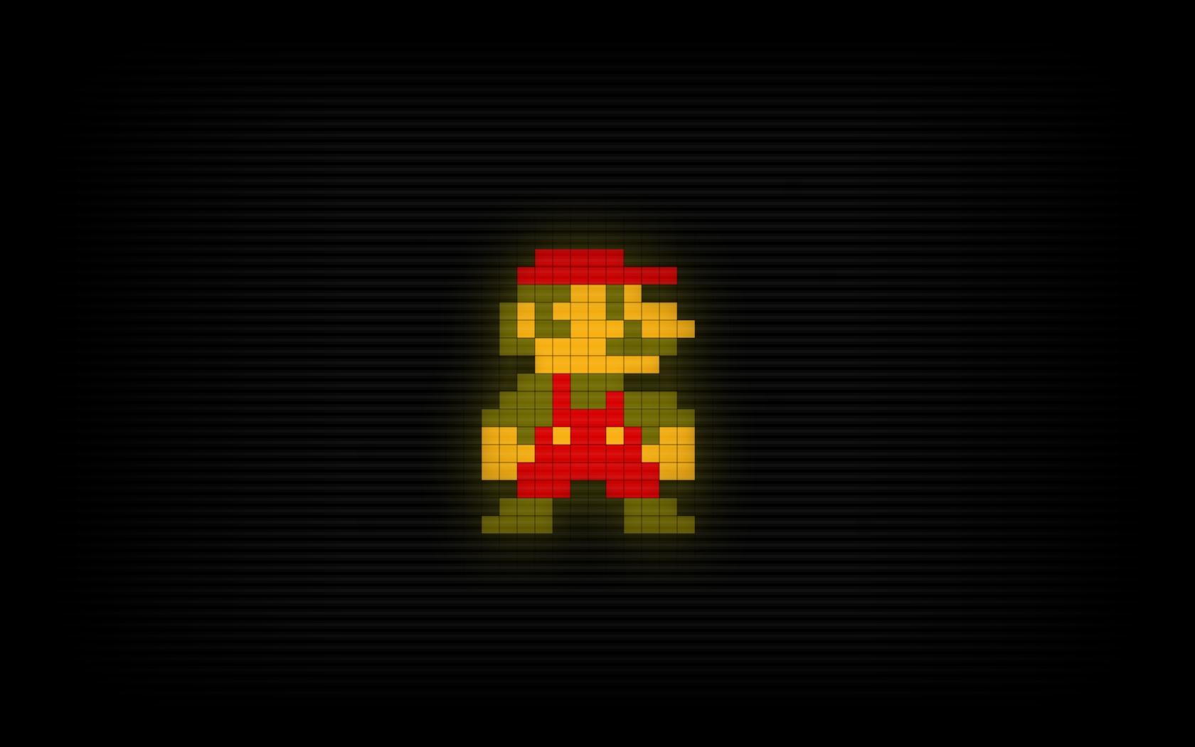 Mario Bros - 1680x1050