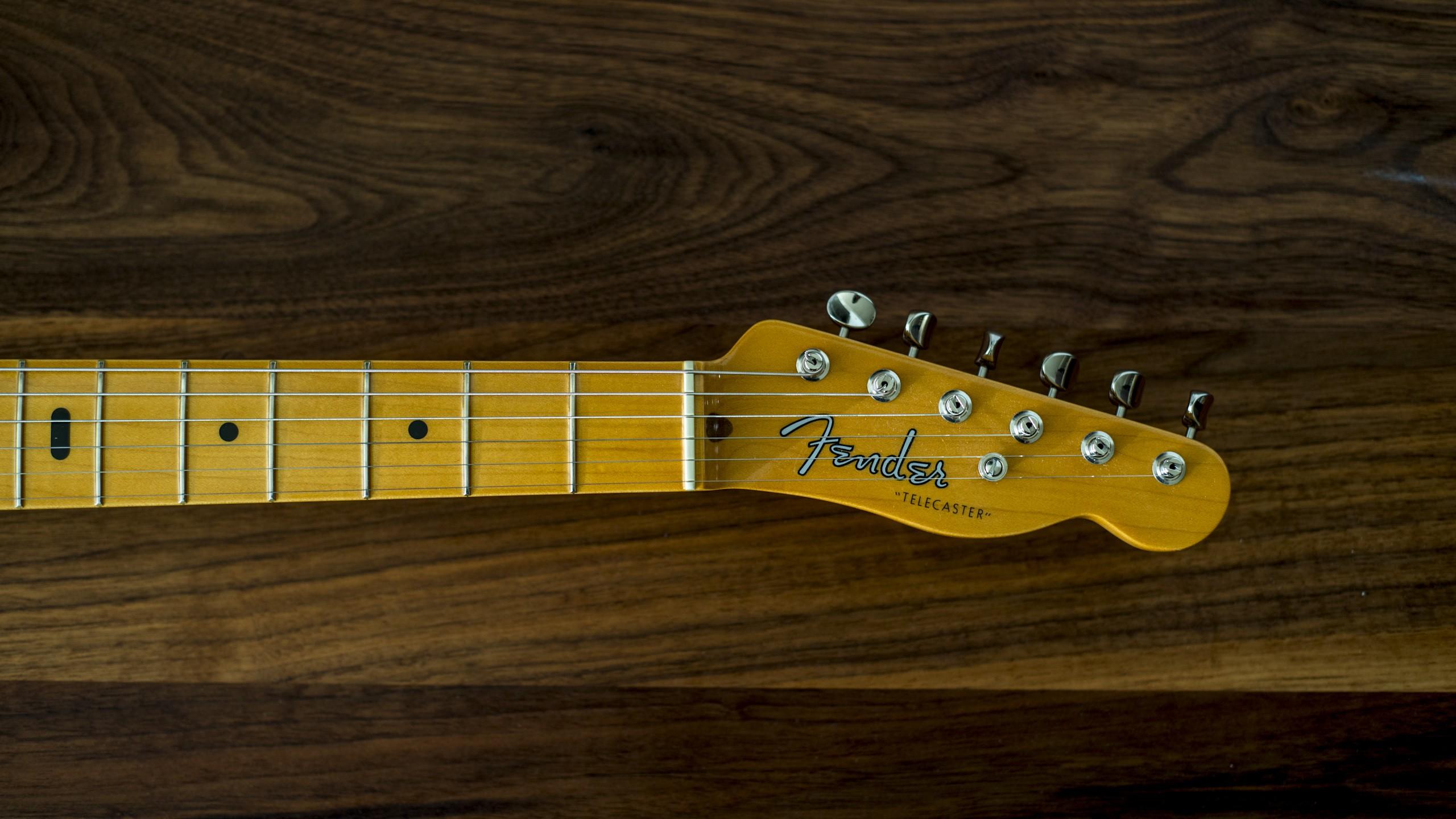 Mastin de una Fender - 2560x1440