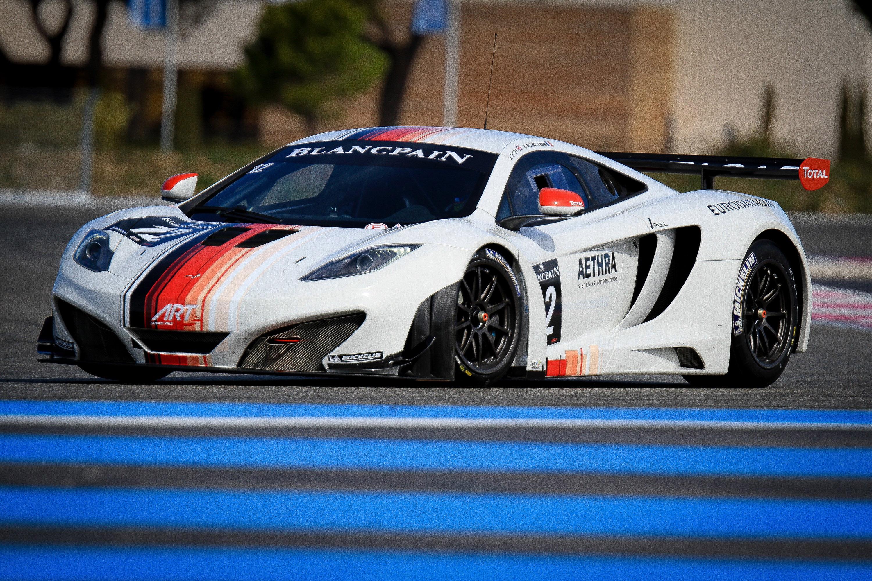 McLaren MP4-12C GT3 - 3000x2000