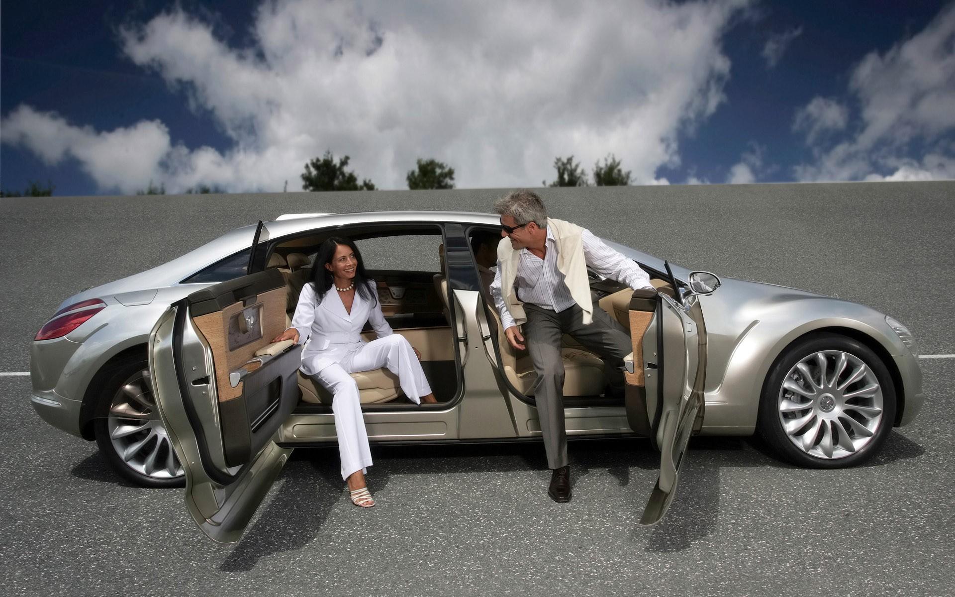 Mercedes benz slc 600 - 1920x1200