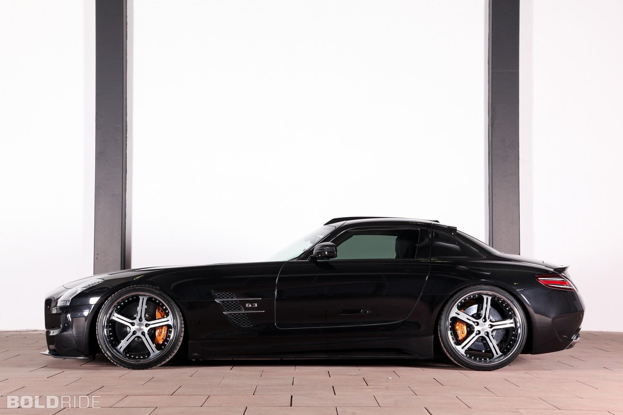 Mercedes Benz SLS 2013 - 2000x1333
