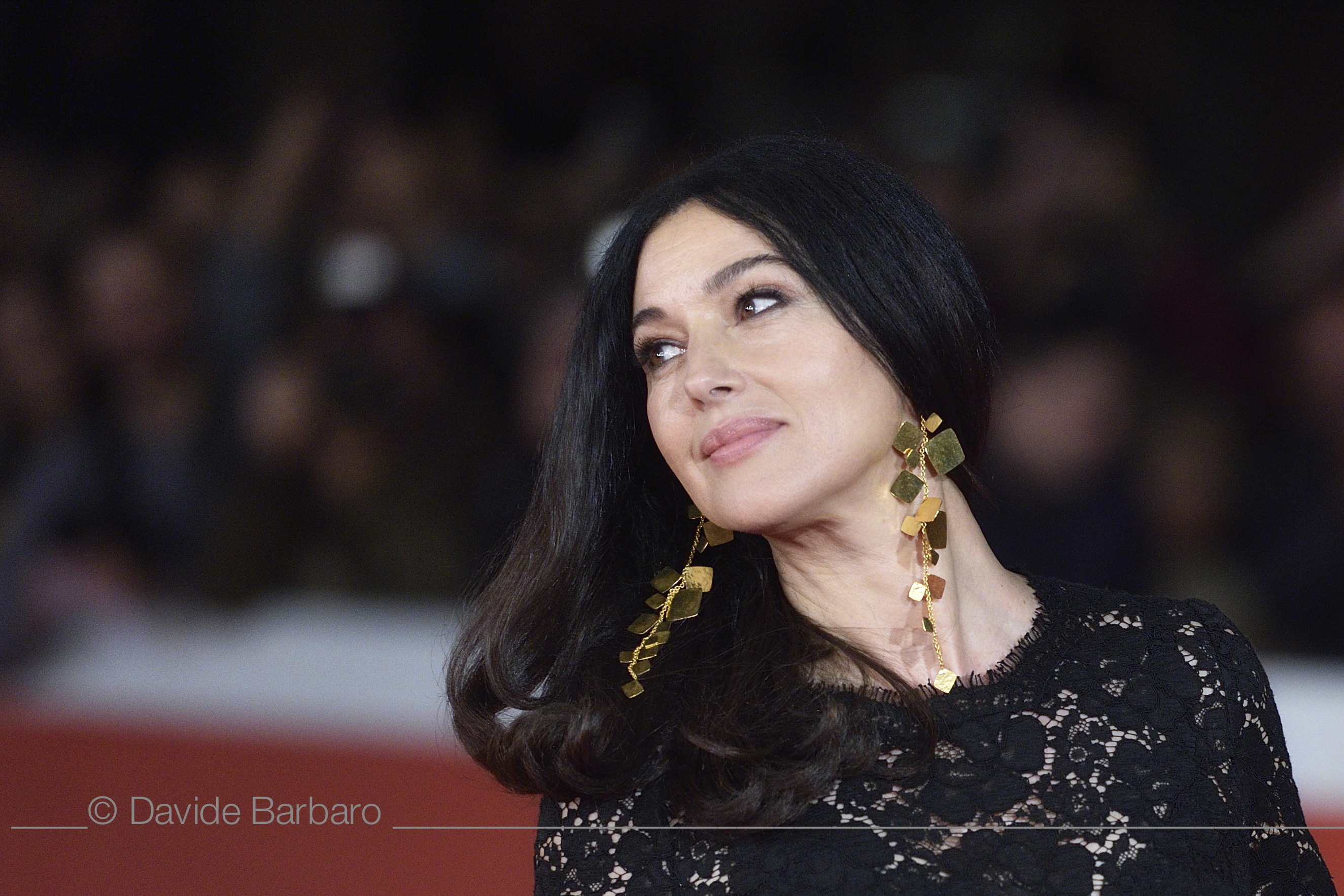 Monica Bellucci en el festival de cine - 2649x1767