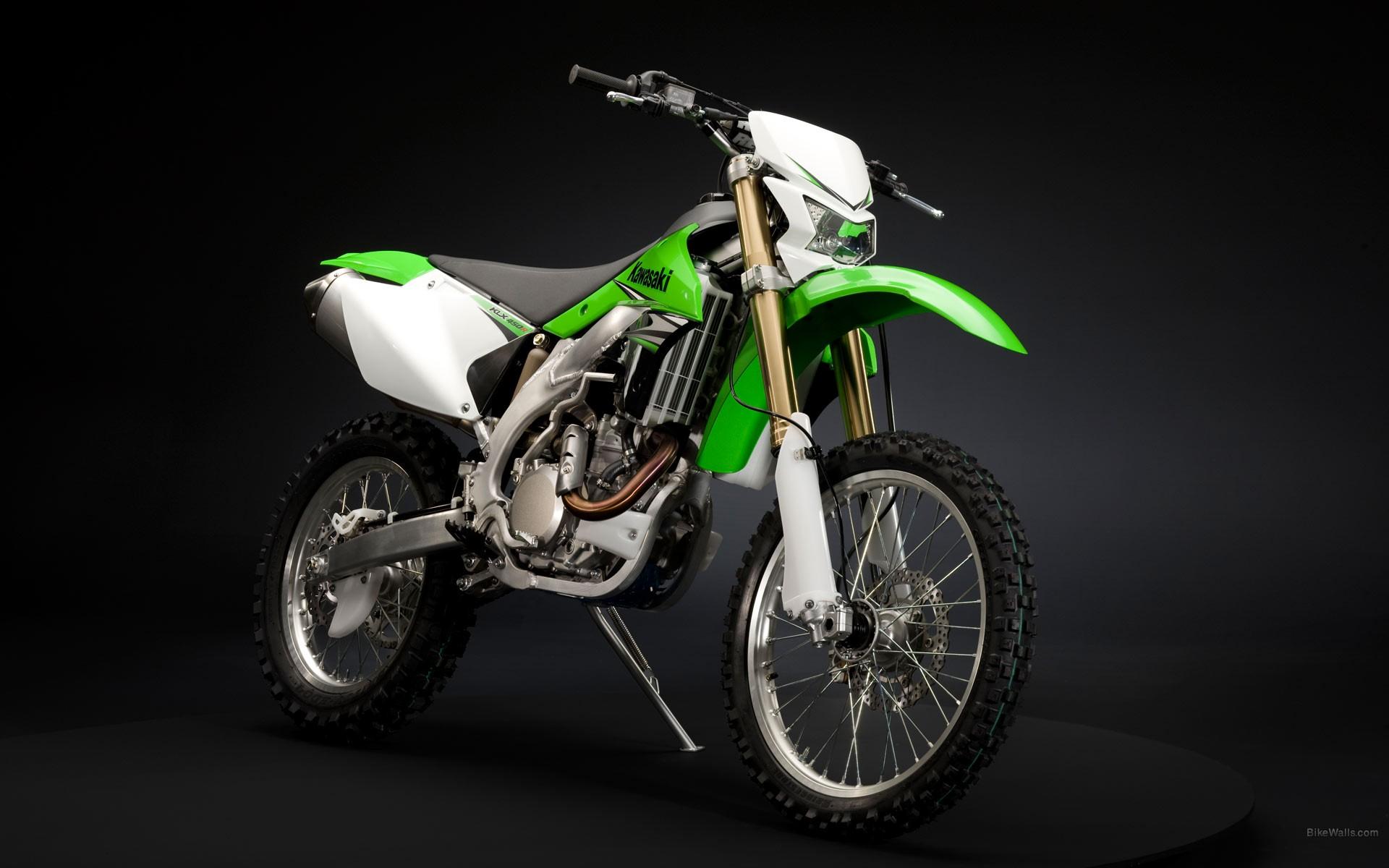 Motocross Kawasaky - 1920x1200