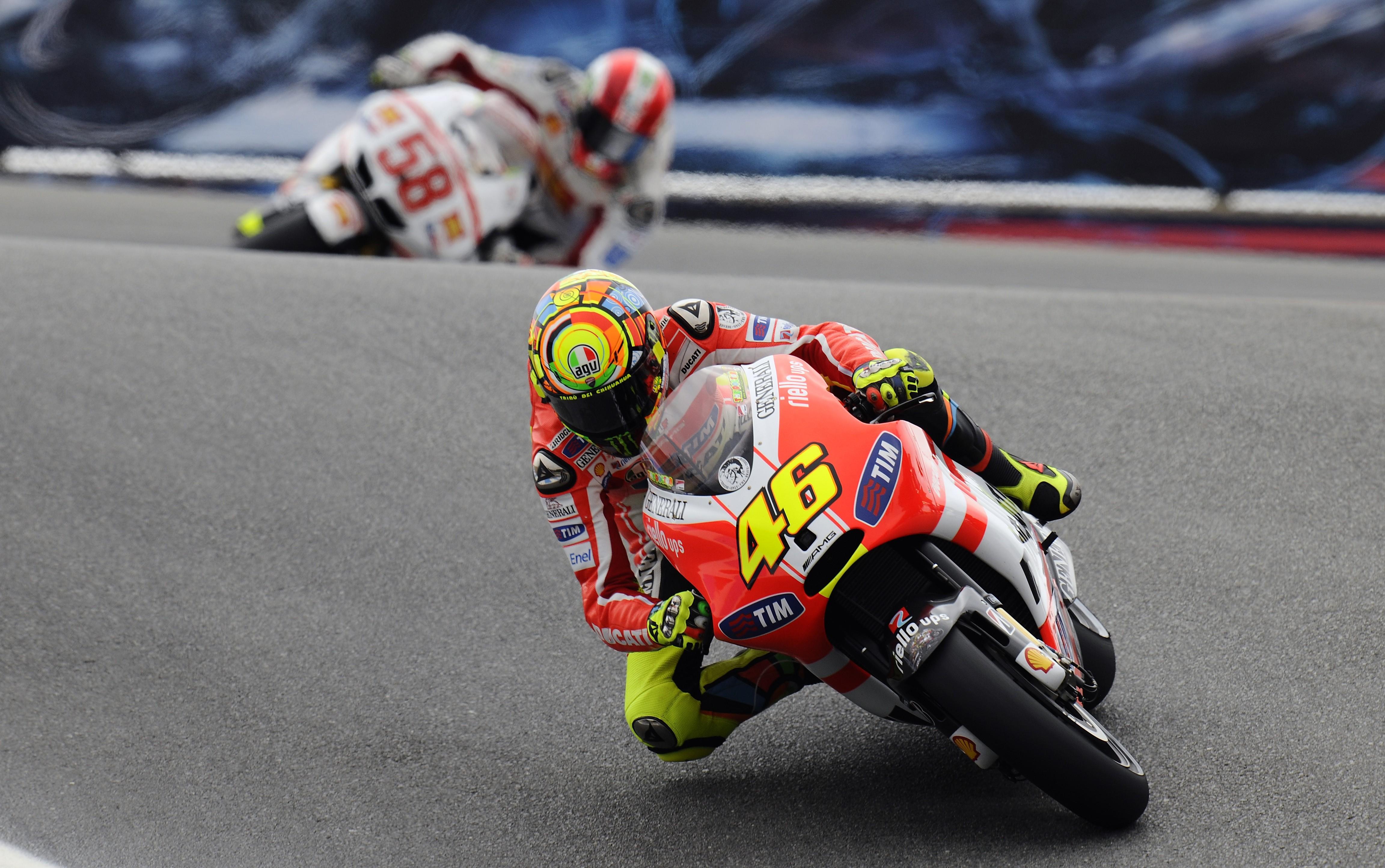 Motos Ducati GP - 4608x2888