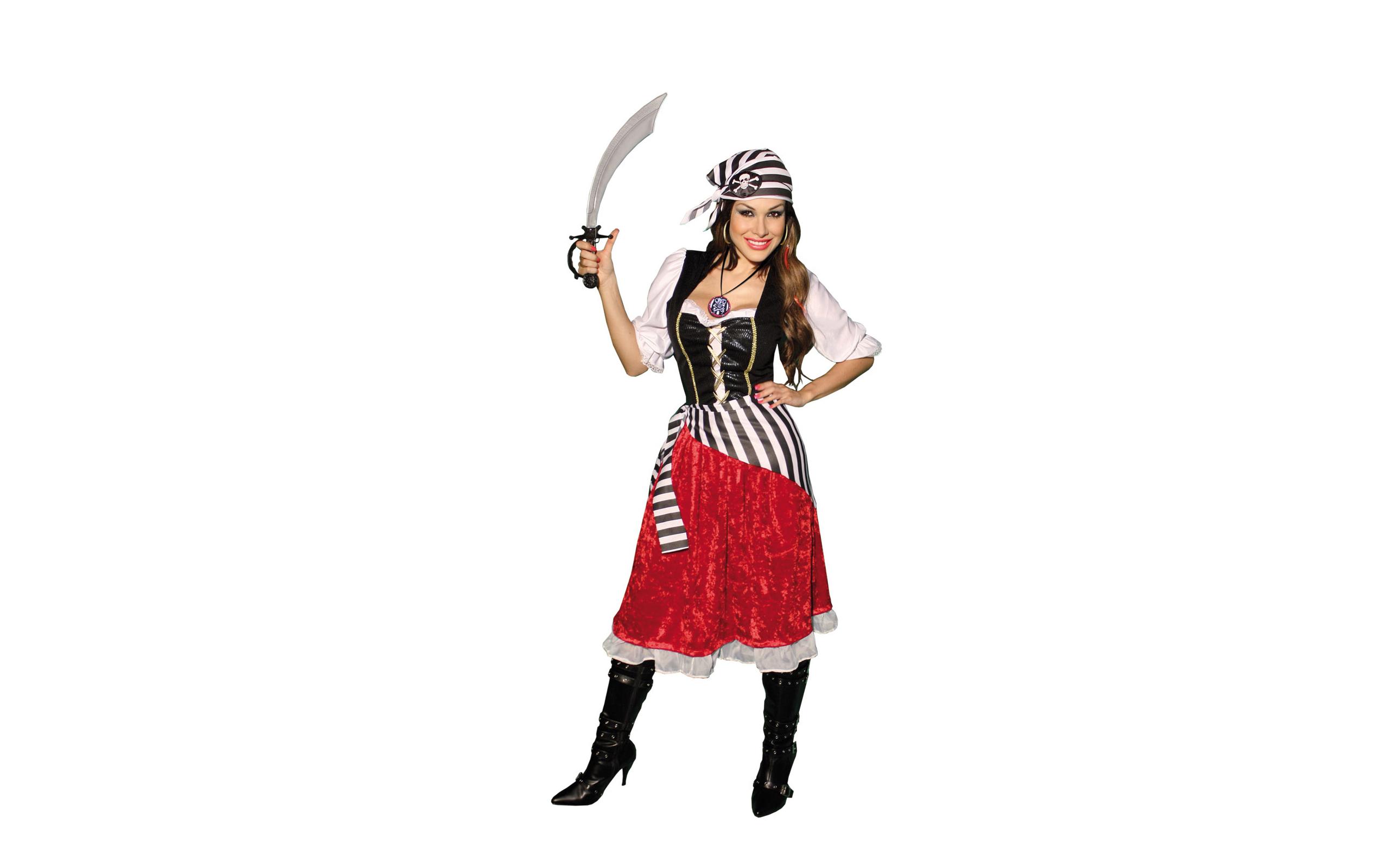 Mujer pirata - 2560x1600