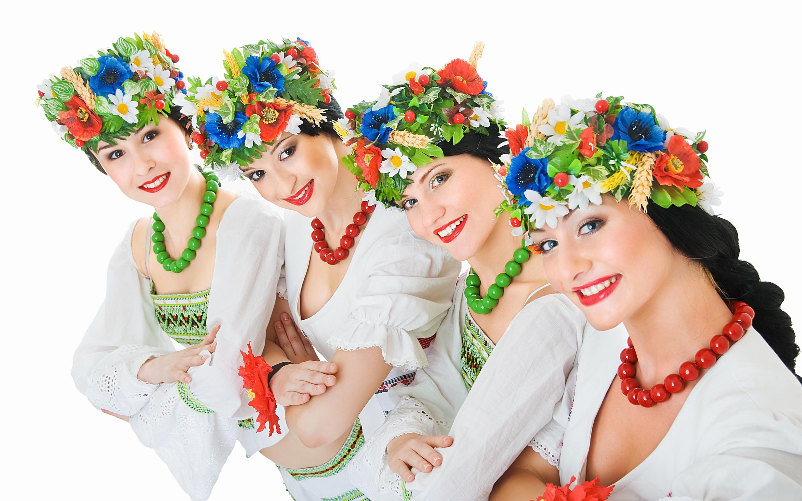 Mujeres blancas bellas - 2560x1600