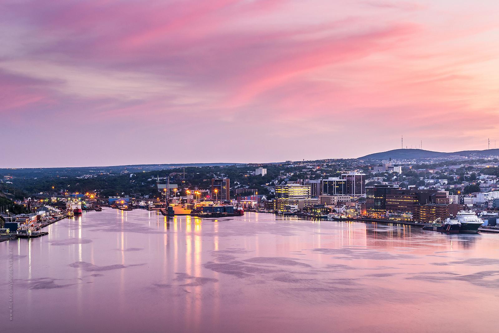 Newfoundland y Labrador - 1600x1069