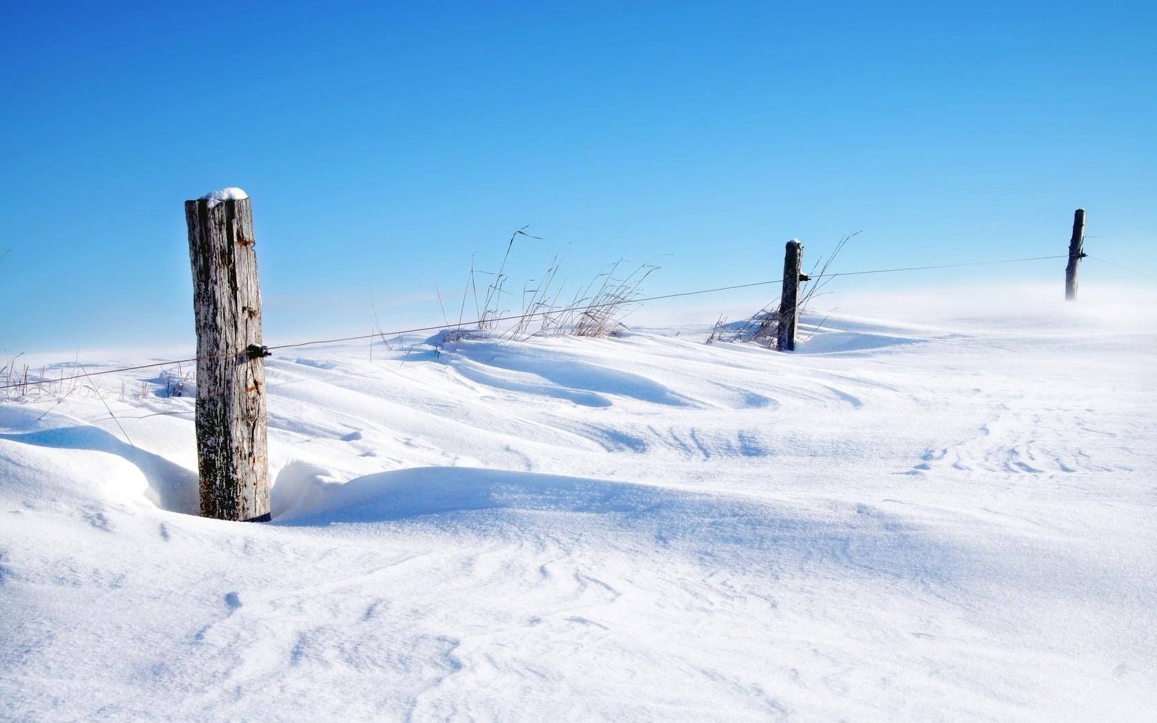 Nieve - 1680x1050