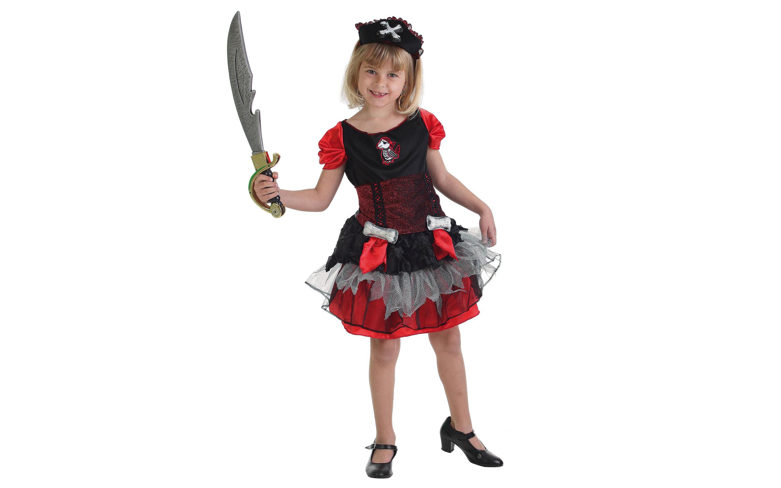 Niña pirata con espada - 2560x1600