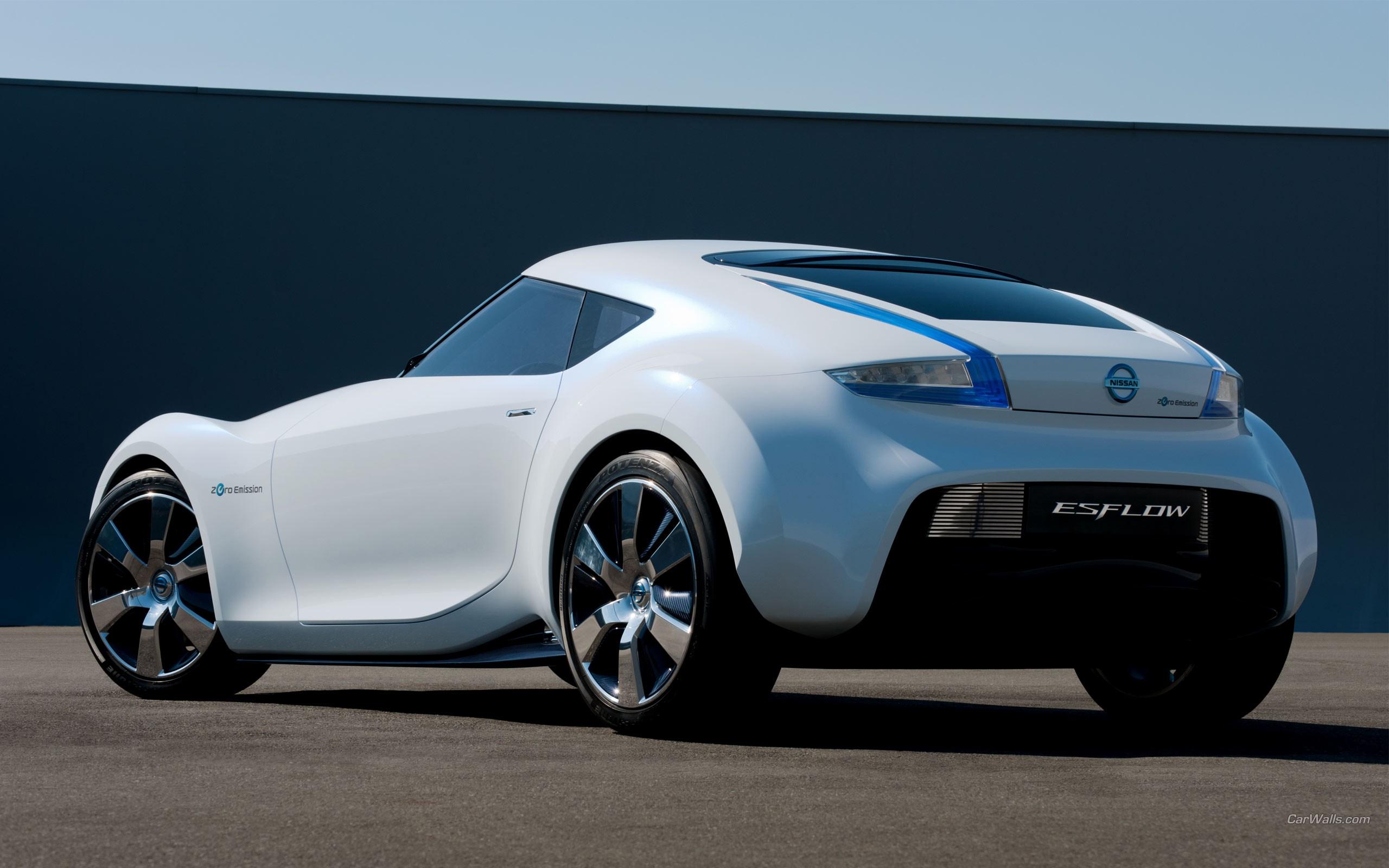 Nissan Esflow - 2560x1600