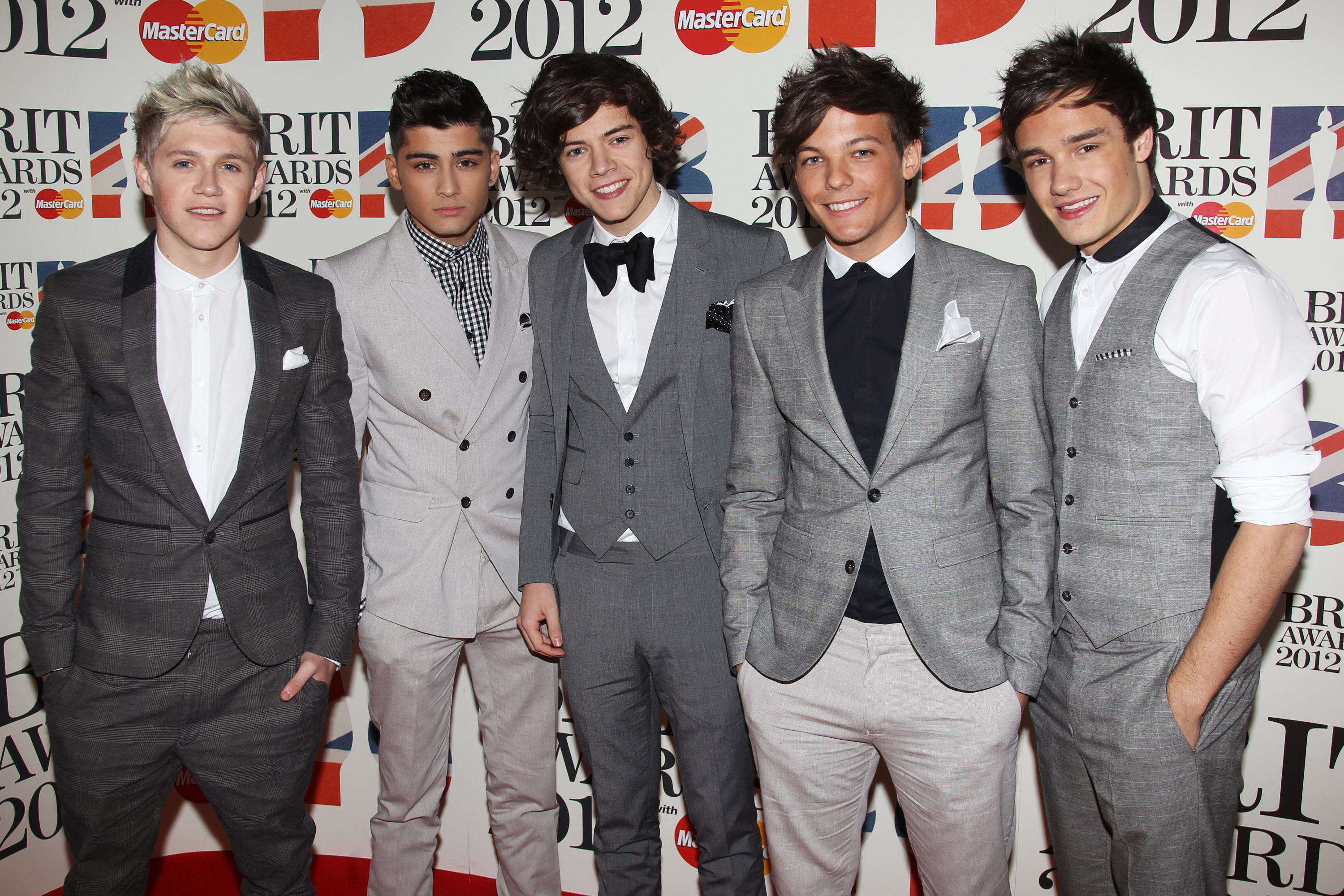 One Direction trajes - 3000x2000