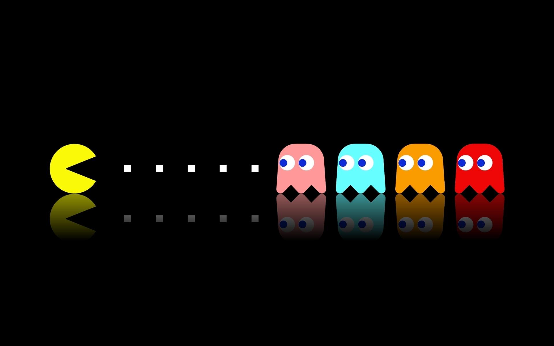 Pacman - 1920x1200