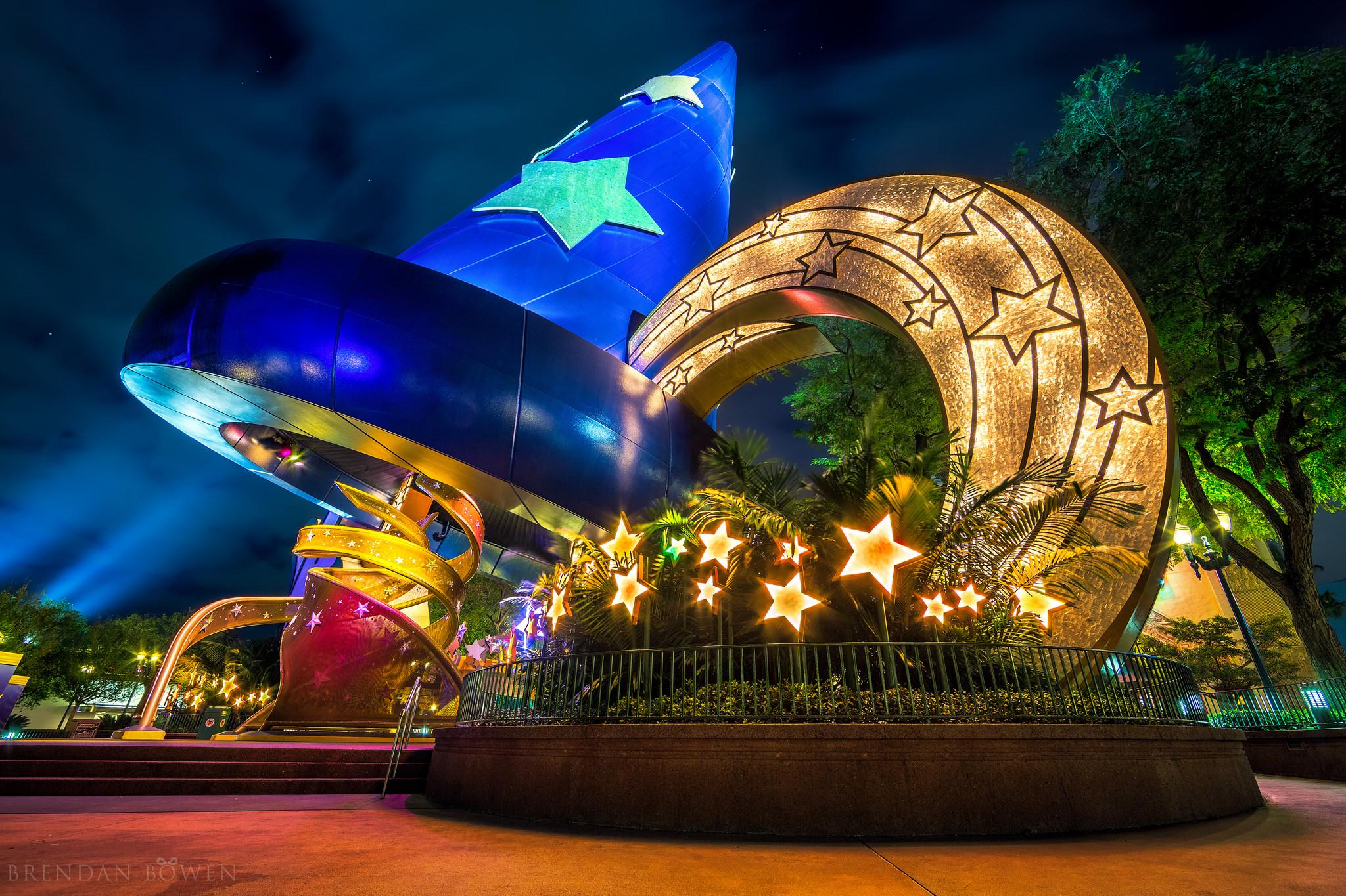 Parque de Disney - 2048x1365