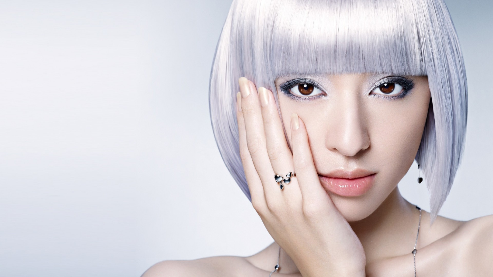 Peinado asiático - 1920x1080