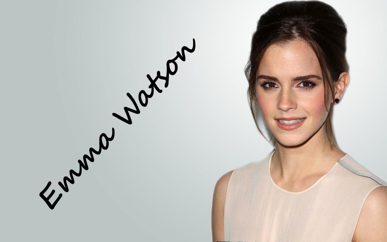 Peinado de Emma Watson - 1440x900