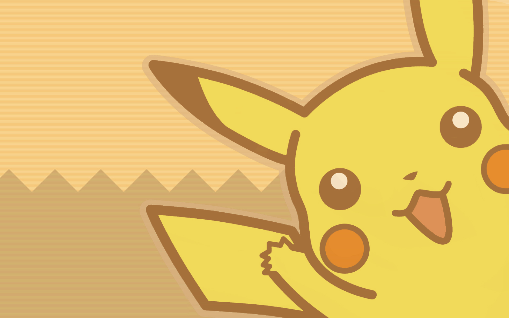 Pikachu Pokemon - 1680x1050