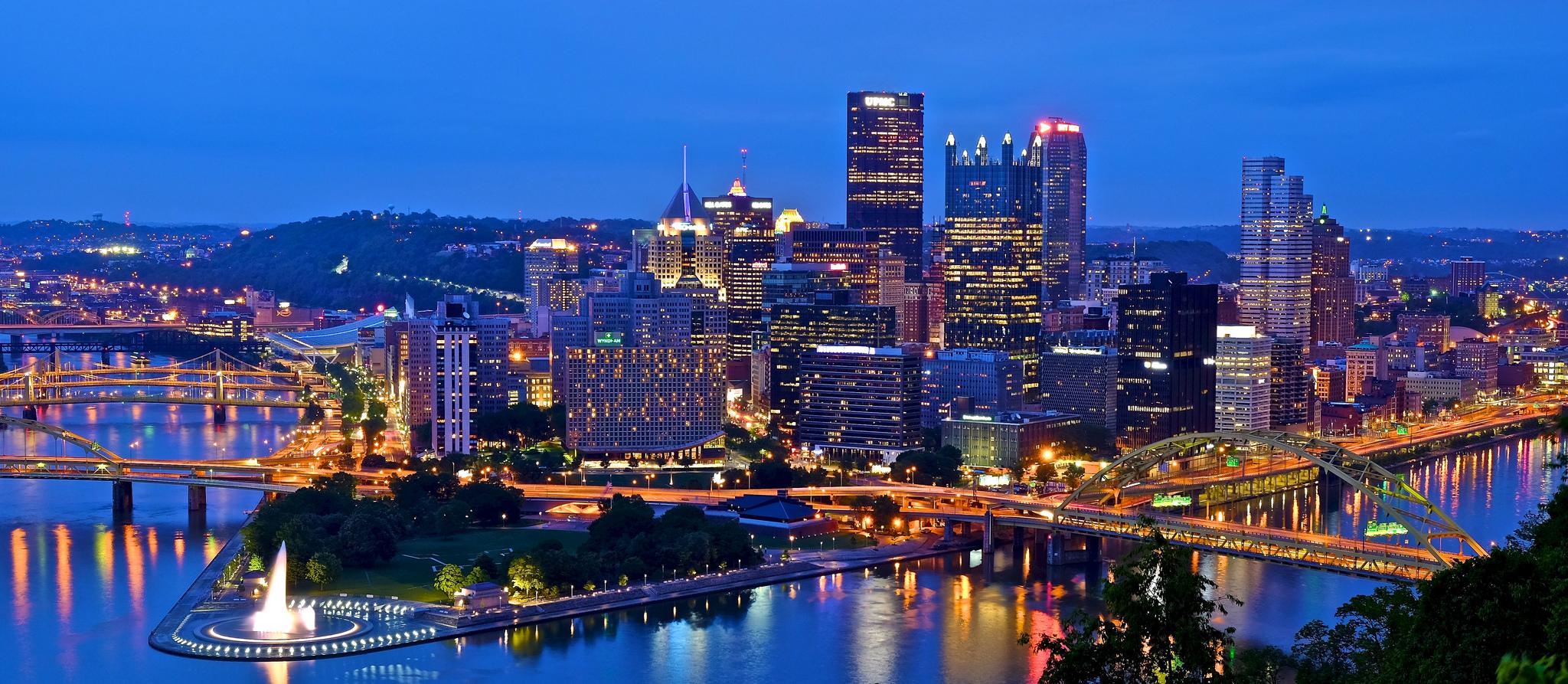 Pittsburgh - 2048x893