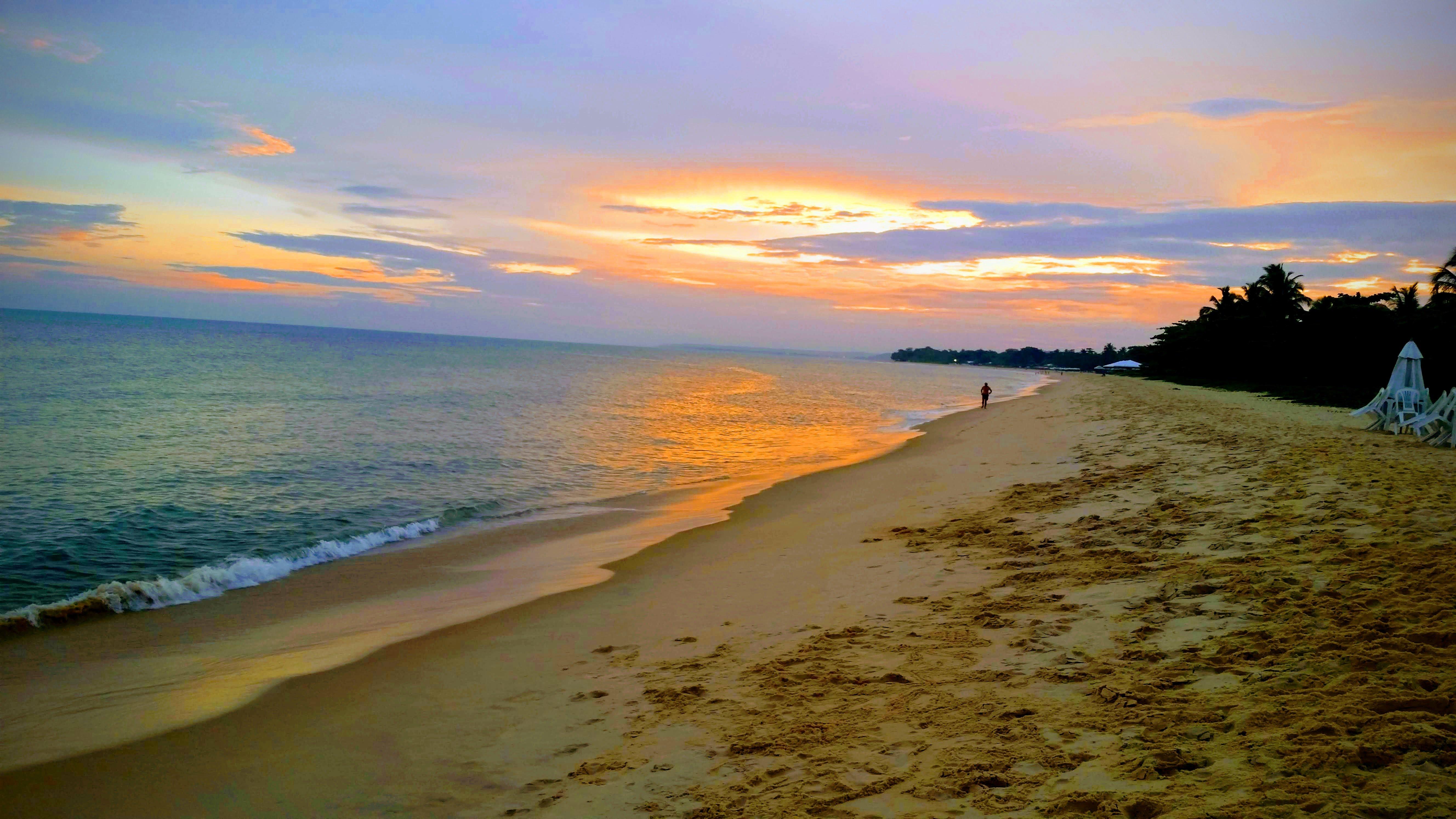 Playa de Porto Seguro - 5312x2988
