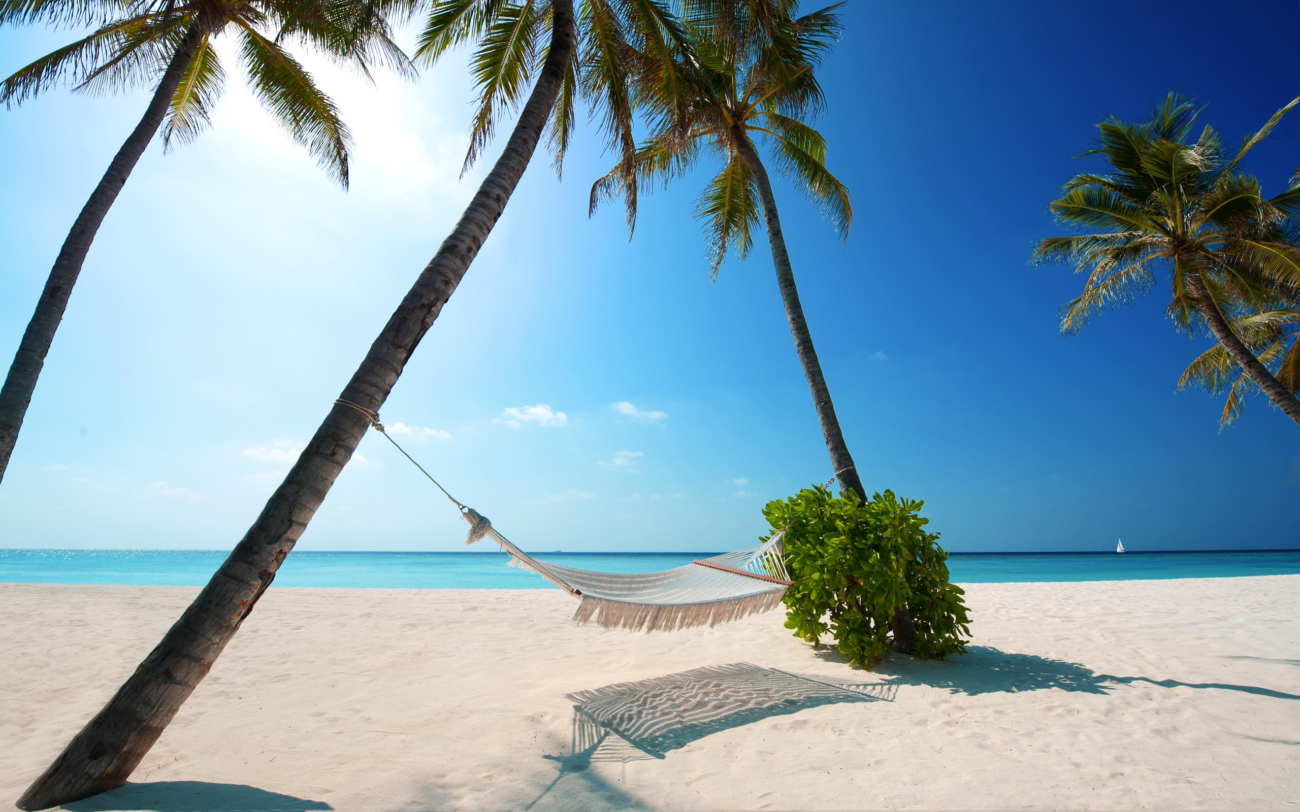 Playas tropicales - 2560x1600