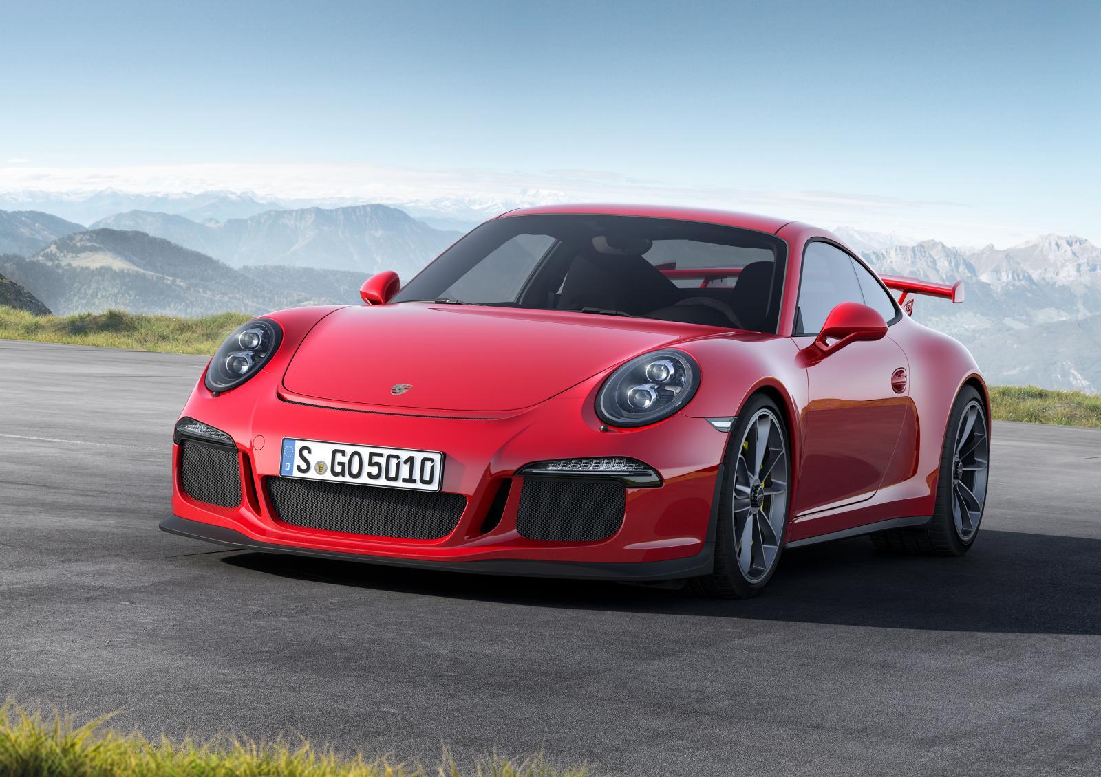 Porsche 911 GT3 - 1600x1130