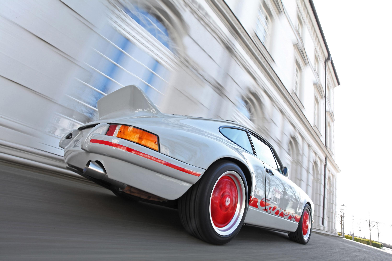 Porsche 964 RS - 3000x2000