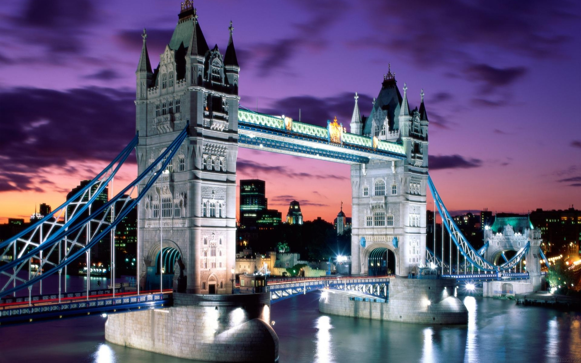 Puente De London Hd 1920x1200 Imagenes Wallpapers Gratis