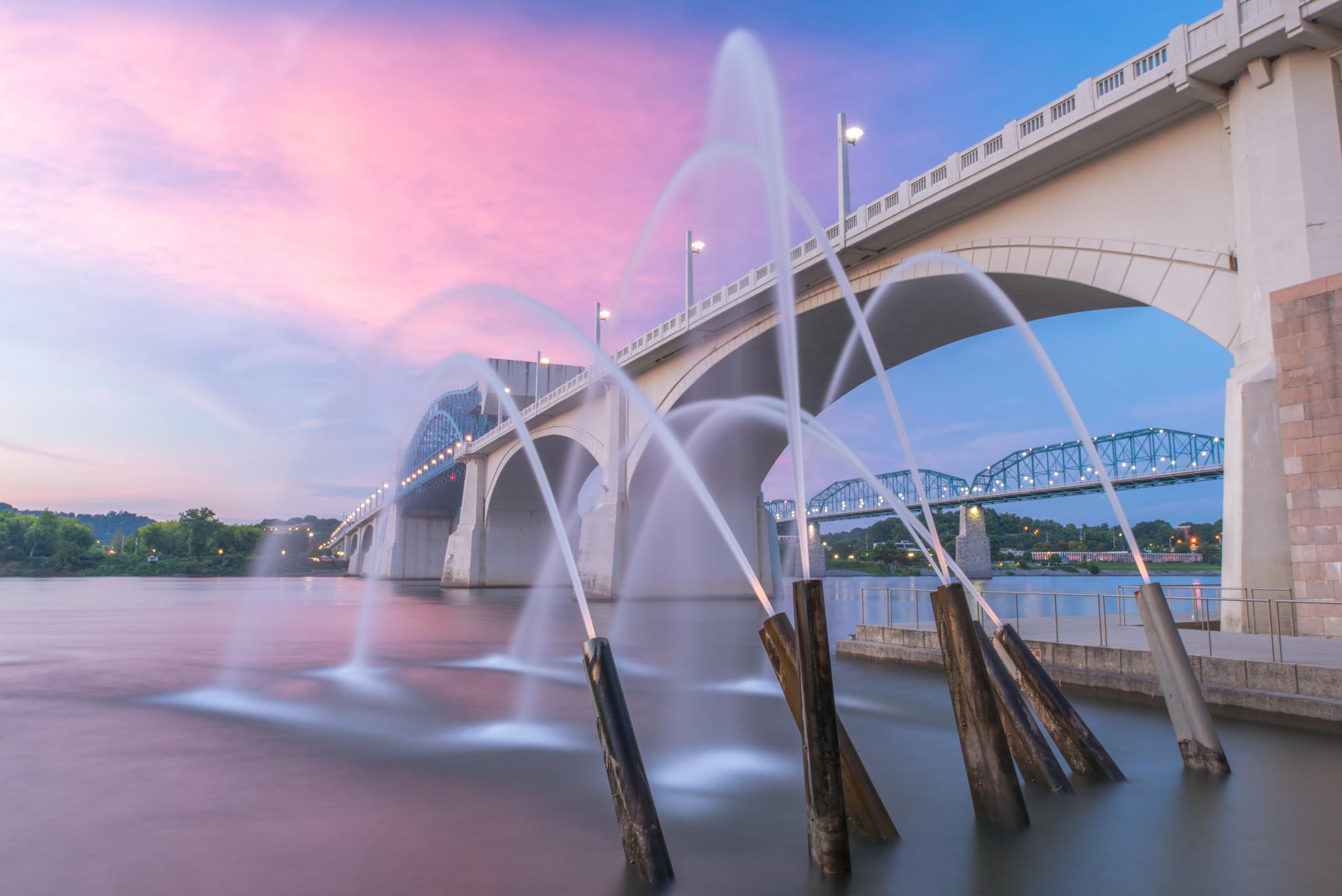 Puente en Chattanooga - 2048x1367