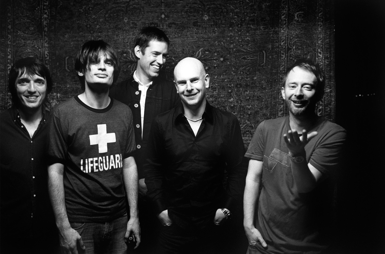 Radiohead fotografía - 3000x1980