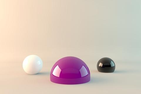 Abstracto objetos - 480x320
