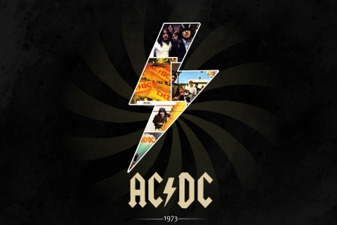 AC / DC Rock - 480x320