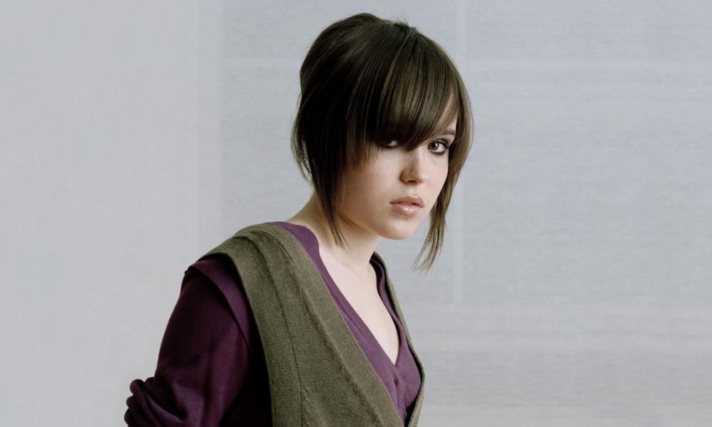 Actriz Ellen Page - 1000x600