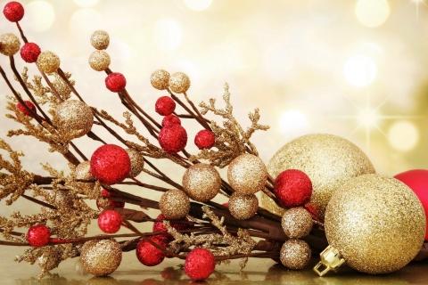 Adornos de navidad para oficina - 480x320