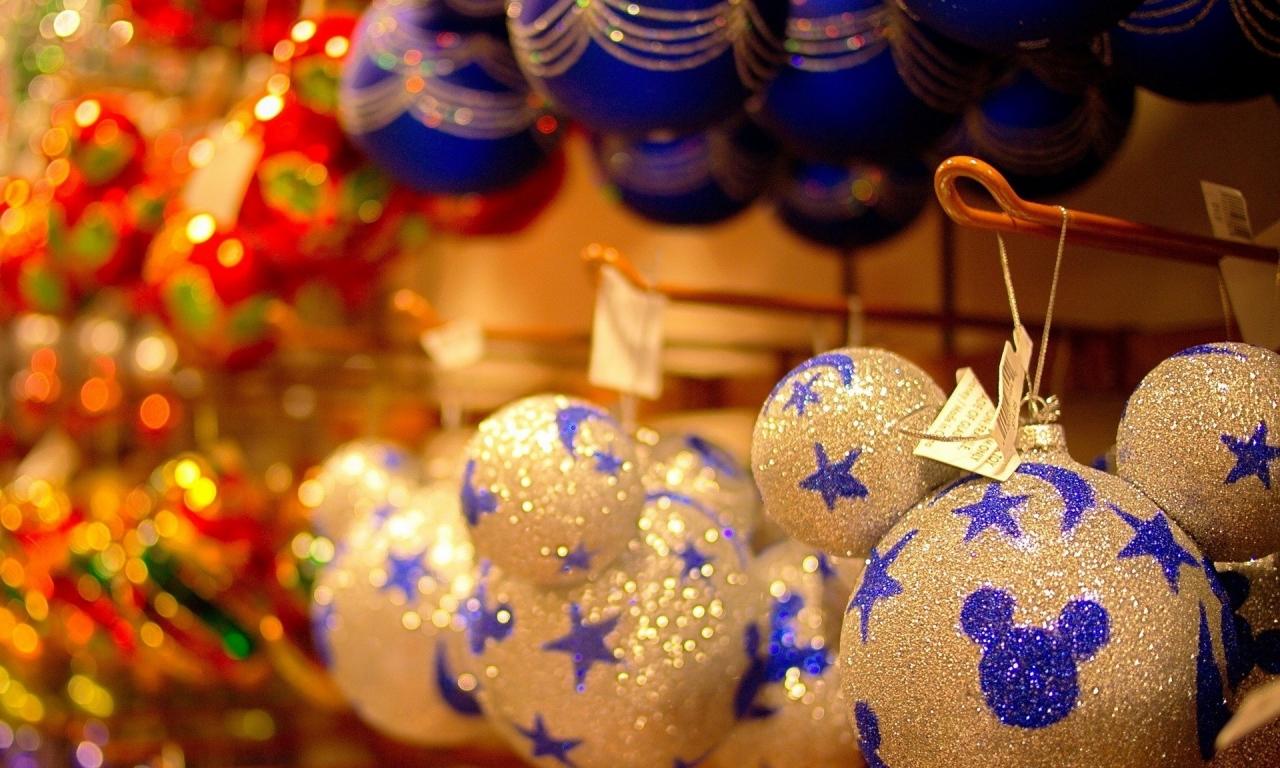 Adornos de navidad - 1280x768