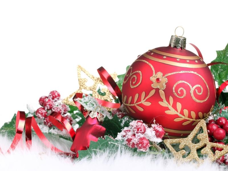 Adornos para árbol de Navidad - 800x600
