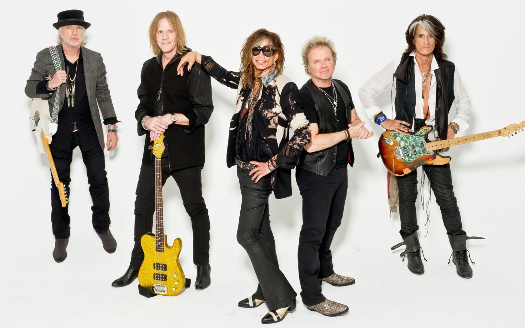 Aerosmith 2013 - 1680x1050