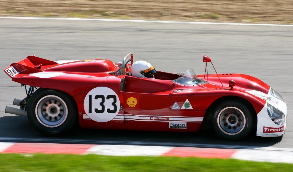 Alfa Romeo Tipo 33 TT3 - 1024x600