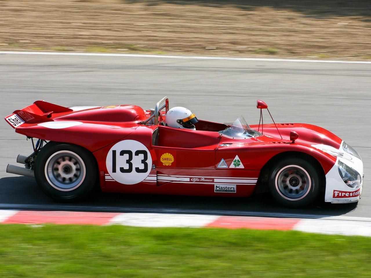 Alfa Romeo Tipo 33 TT3 - 1280x960