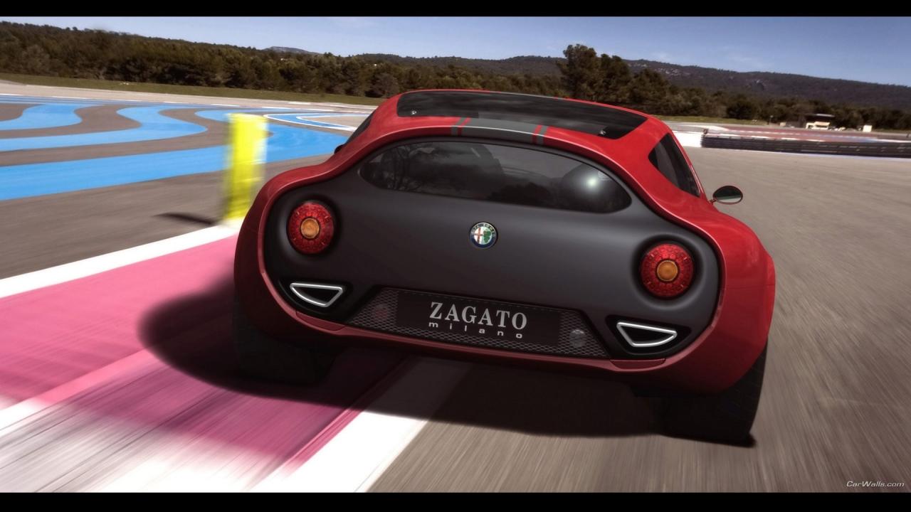 Alfa Romeo - 1280x720