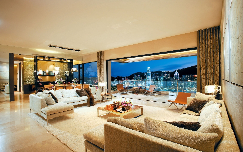 Arquitectura De Una Sala Hd 1440x900