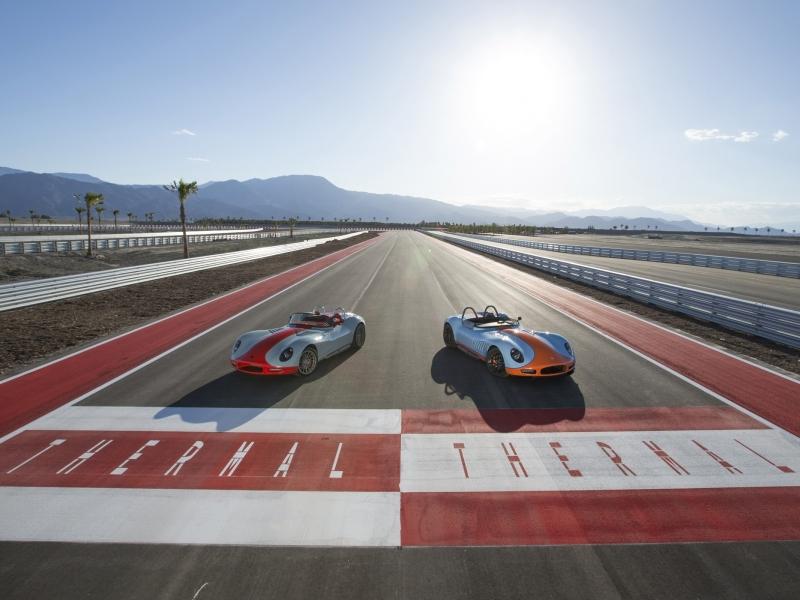Autos Ice Blue y Red - 800x600