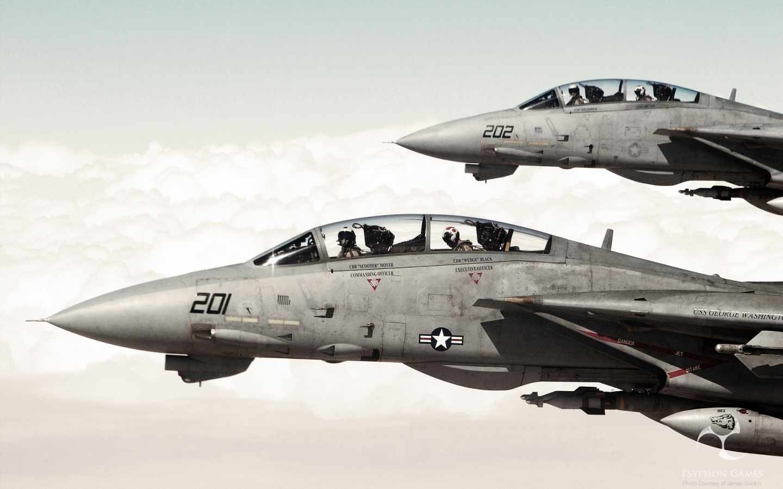 Aviones F 14 Tomcat - 1440x900