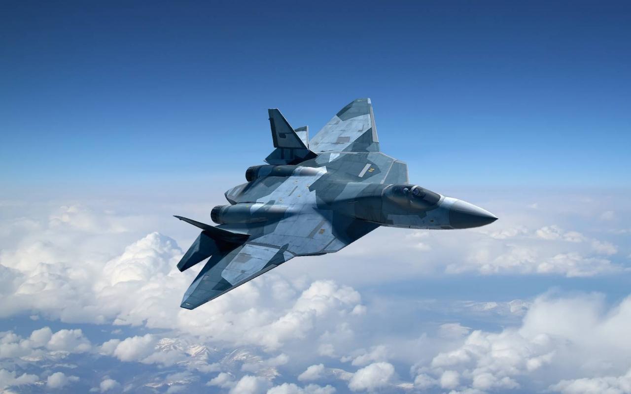 Aviones Jet militares - 1280x800