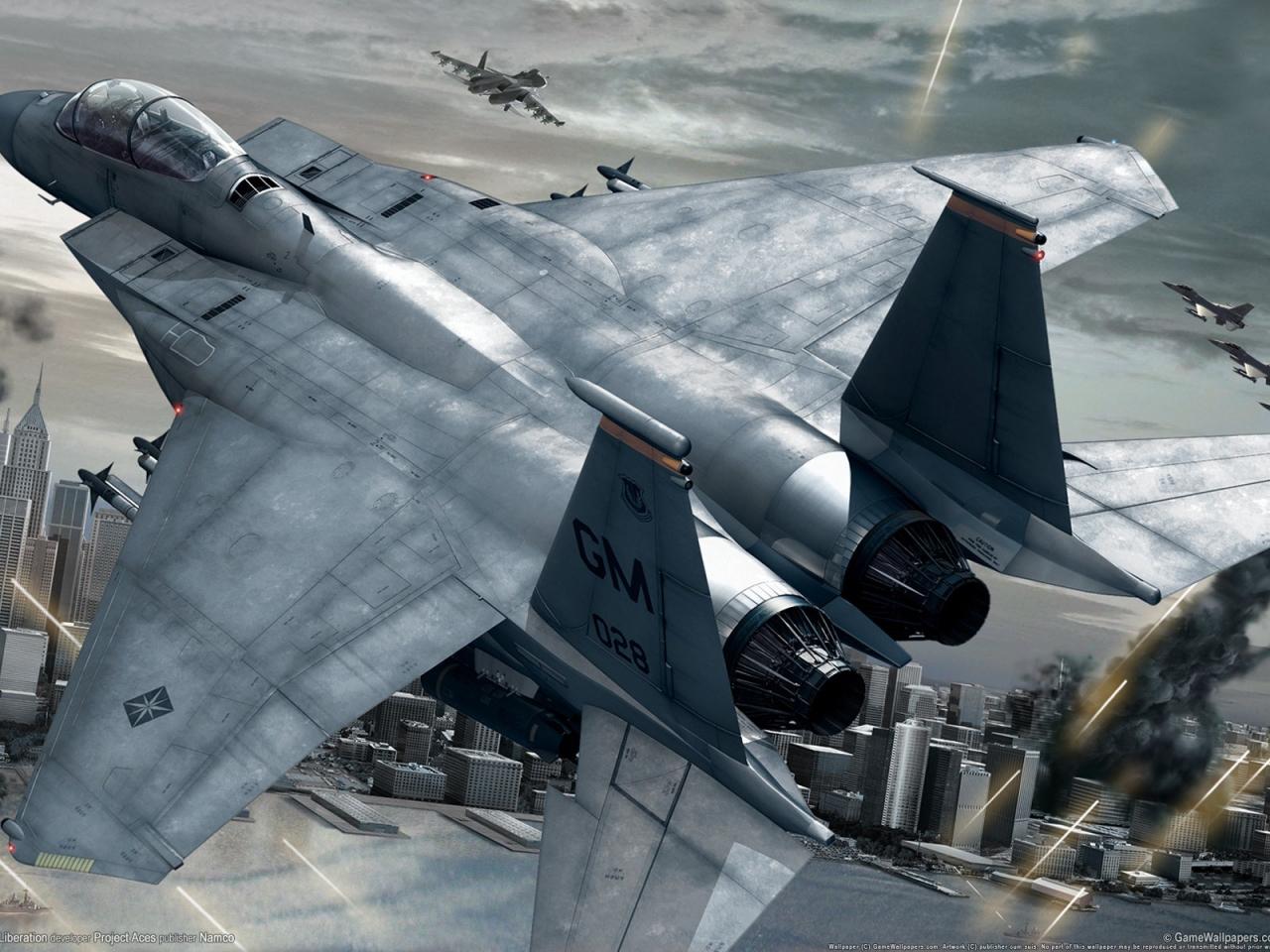 Aviones y videojuegos - 1280x960