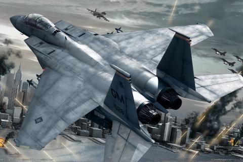 Aviones y videojuegos - 480x320