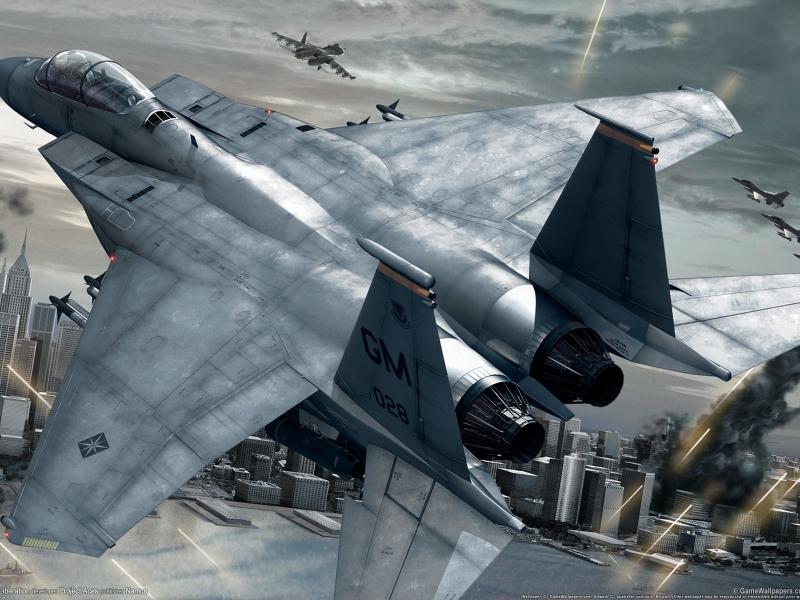 Aviones y videojuegos - 800x600