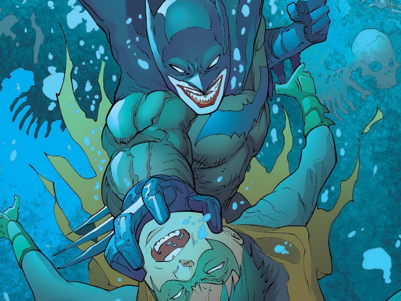 Batman fantastic - 1280x960