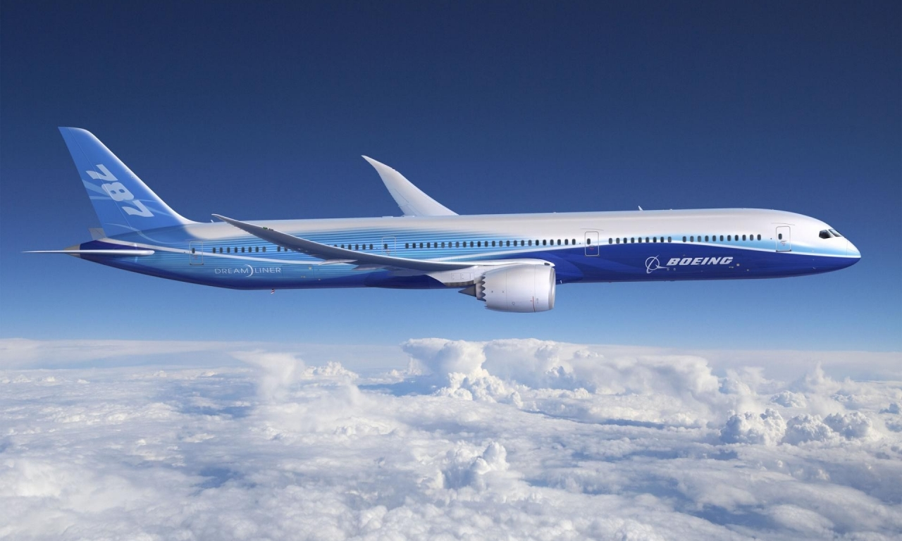 Boeing 787 Dreamliner - 1280x768