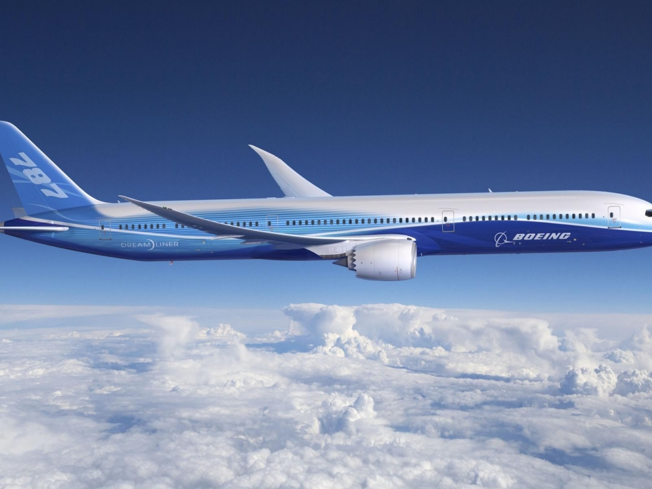 Boeing 787 Dreamliner - 1280x960