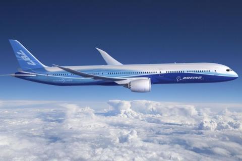 Boeing 787 Dreamliner - 480x320